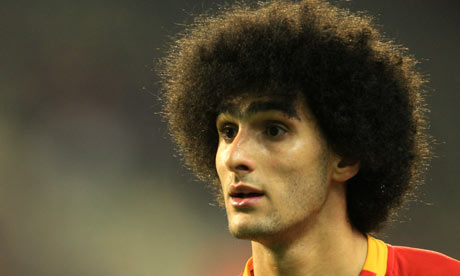 Stupendous The 25 Ugliest Haircuts In Soccer History Complex Short Hairstyles Gunalazisus