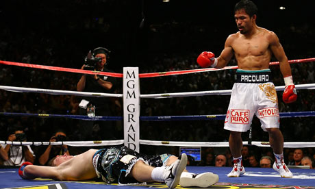 Hbo Sports Video Ricky Hatton Gets Knocked Out 13