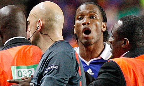 Didier Drogba Tom Henning Ovrebo chelsea conspiracy
