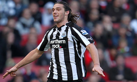 Andy Carroll owes a lot to Chris Hughton and the faith he kept in the striker.