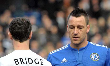 Craig Bellamy shakes John Terry's world at the Bridge ...
