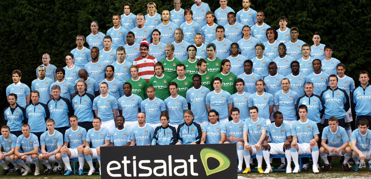 Man City Funny: Football WAG & Funny Pictures Album