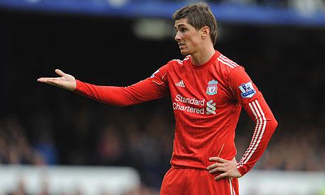 Fernando Torres 007 Aldridge: Torres Penipu
