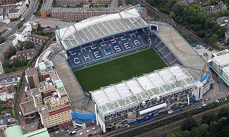 Stamford Bridge, Chelsea's home for 106 years, is owned by Chelsea ...  Stamfordbridge