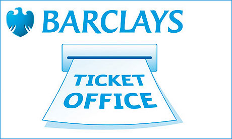 Barclays Ticket Office