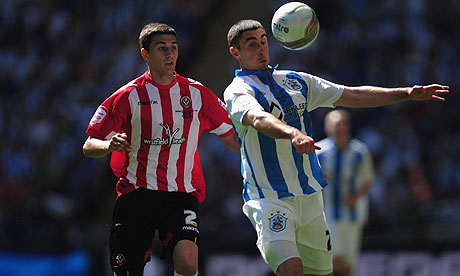 Huddersfield Town v Sheffield United: npower League One - Playoff Final
