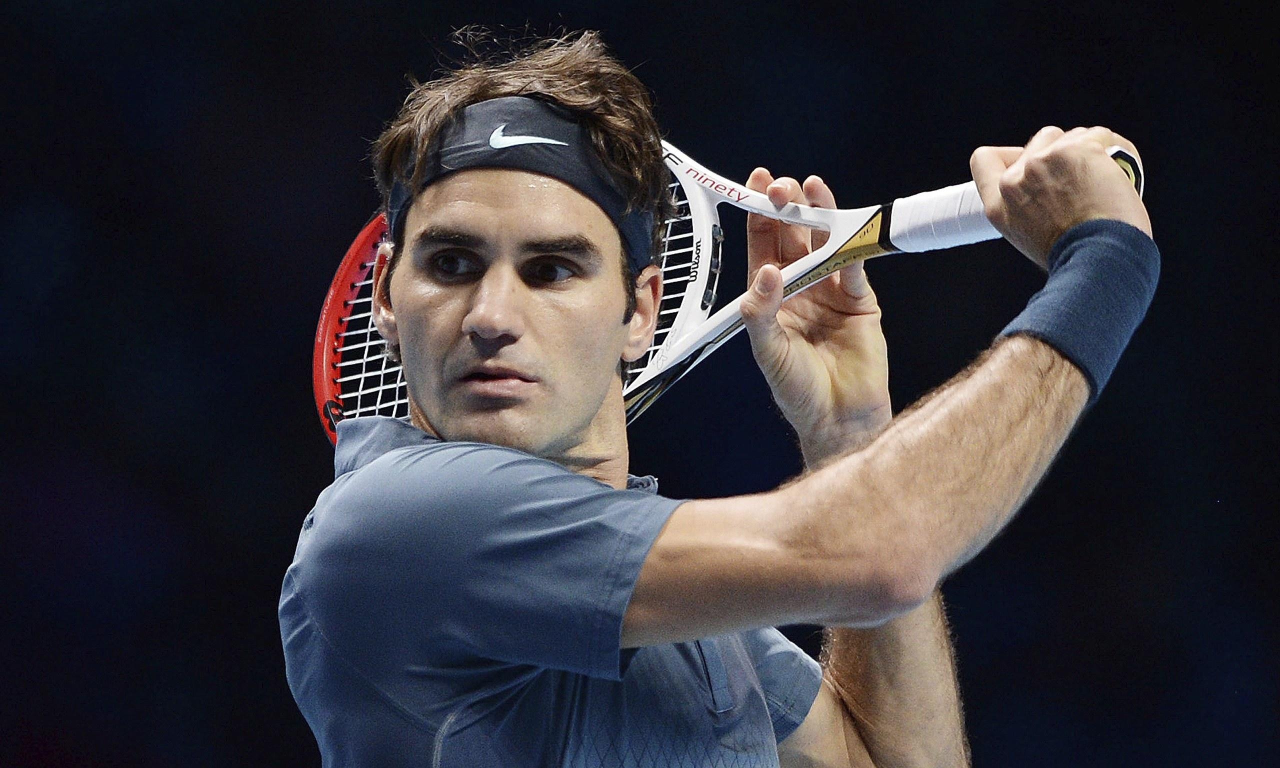 The Legend Of Roger Federer 300lbsofsportsknowledge