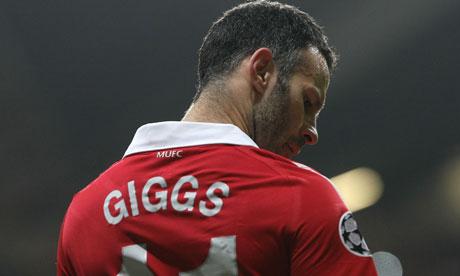 Manchester United's marathon man: Ryan Giggs reaches a ...Ryan Giggs 2013 2014