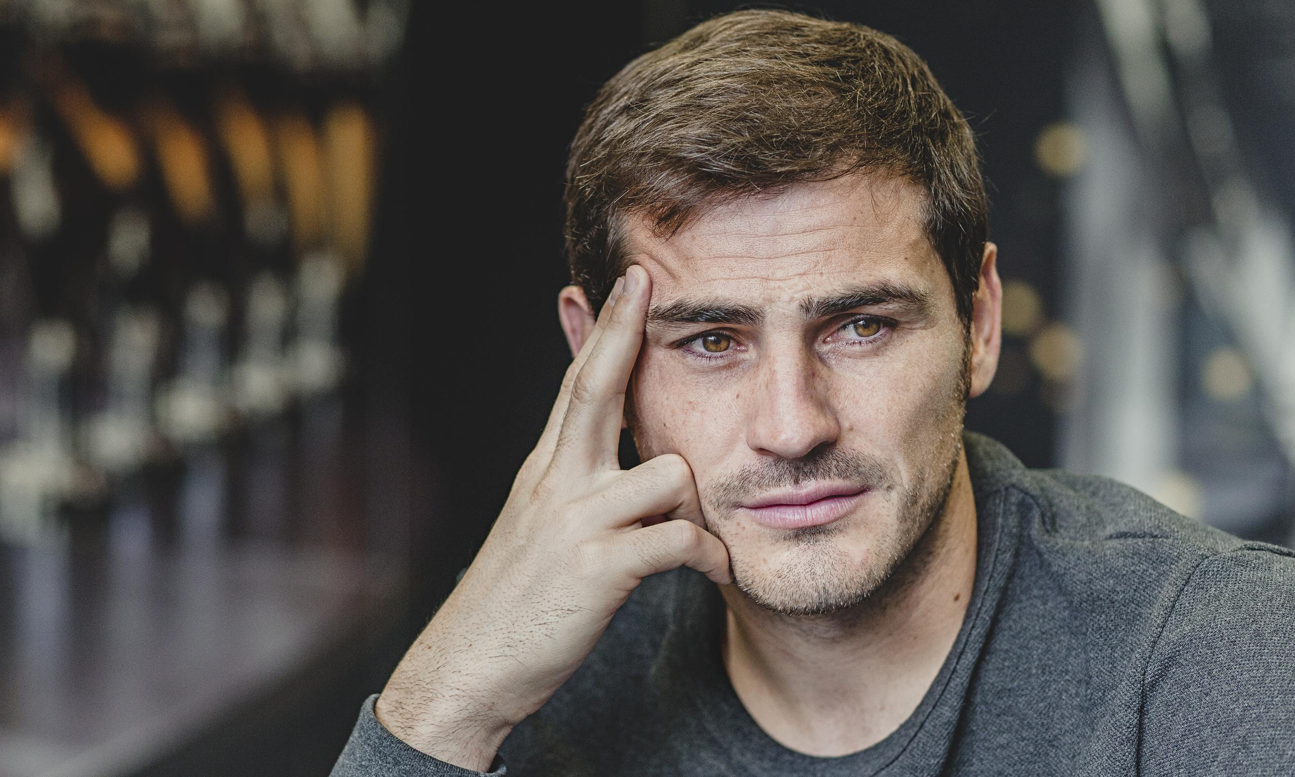 Iker Casillas 014 - The Guardian Football