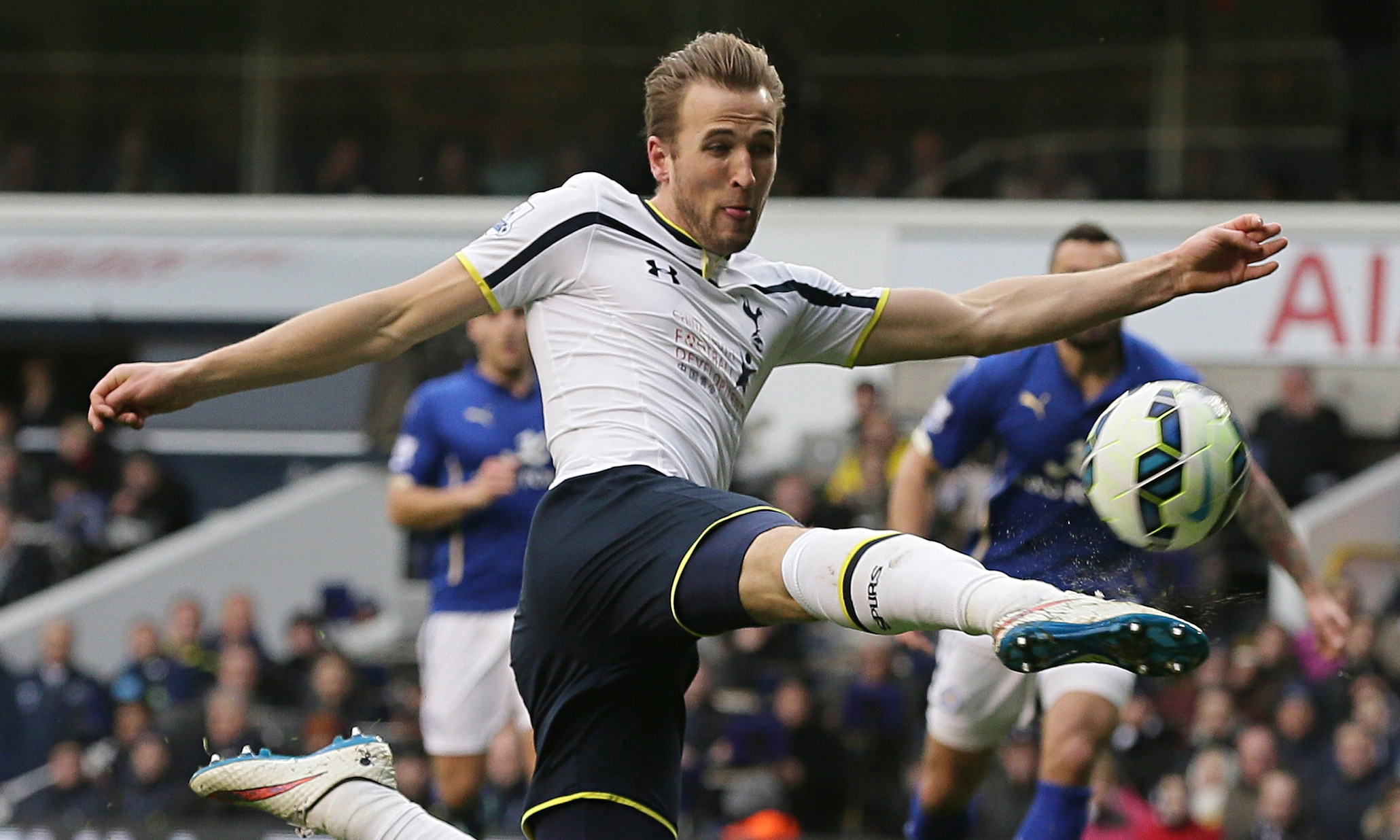 Greg Dyke Points To Harry Kane But Top Clubs Will Resist