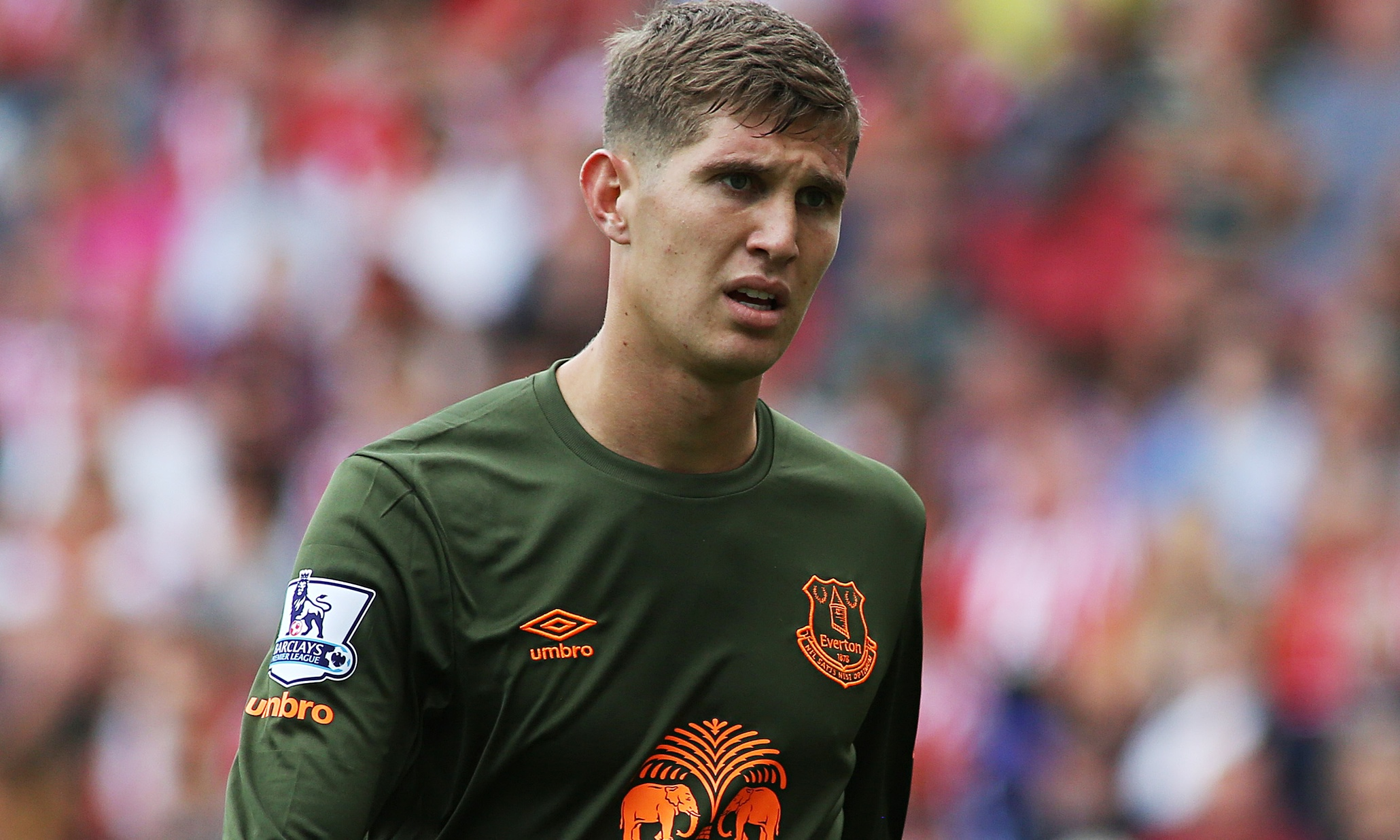 Everton fans claim good riddance to overrated John Stones