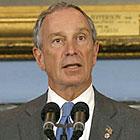 Mayor Michael Bloomberg