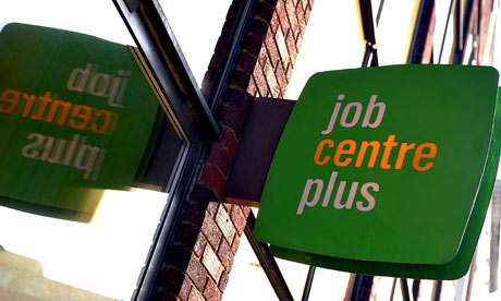 A Job Centre in south London