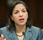 Susan Rice, the US ambassador to the UN