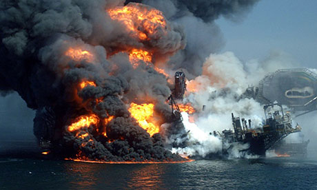 Bp Oil Spill Report As It Happened Environment The