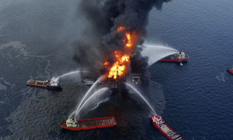 "Gulf Oil Spill ""Not Over"": Dolphins, Turtles Dying in Record Numbers thumbnail"