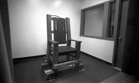 Who Still Uses The Death Penalty World News The Guardian