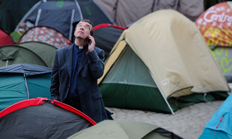 Occupy London: St Paul's protests – Wednesday 2 November ...