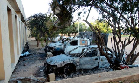 Attacks by Boko Haram, Muslim sect, Nigeria