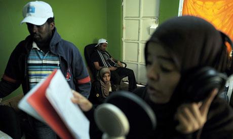 Somali hip-hop group Waayaha Cusub