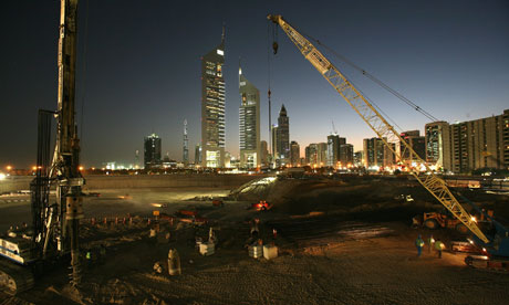 Opinion: Dubai's skyscrapers, stained by the blood of migrant workers