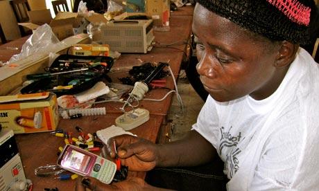 MDG : Sierra Leone / Barefoot College