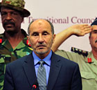 Mustafa Abdel Jalil Libyan National Transitional Council