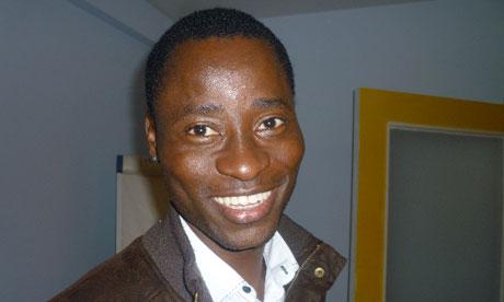 Bisi Alimi, from Nigeria