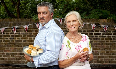Hollywood Berry Great British Bake Off