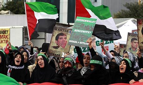 Gaza flotilla trial in Turkey