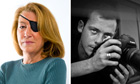 American journalist Marie Colvin, left, and French photographer Remi Ochlik