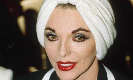 Joan Collins Ungeschminkt