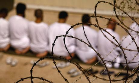 Guantanamo bay military prison