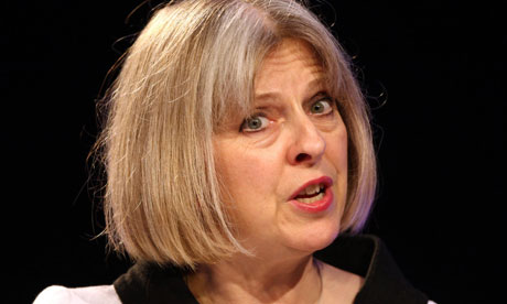 Home secretary Theresa May says foreign criminals are exploiting the rules to avoid deportation