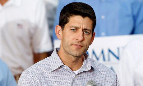 Paul Ryan, August 2012