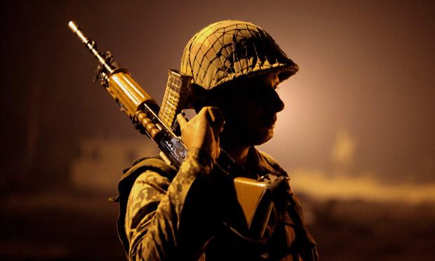 India And Pakistan Trade Accusations After Kashmir Border