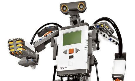 Kids' competition - build and program your own robot | Technology ...