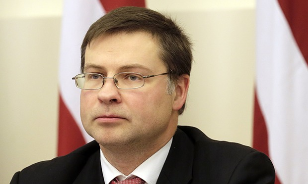 Latvia S Prime Minister Resigns Over Supermarket Roof