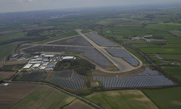 Solar Farms Feel The Heat From Ministers But Industry