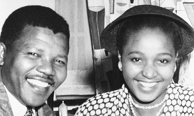 Nelson and Winnie Mandela's marriage ended, but the bond ...