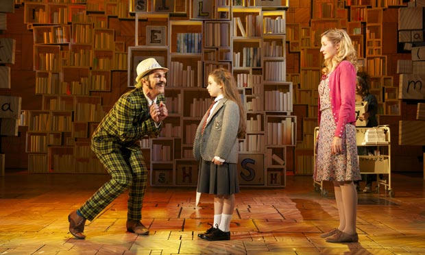 Matilda on way to Broadway success | Stage | The Guardian