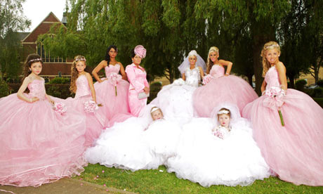 big fat gypsy wedding american My