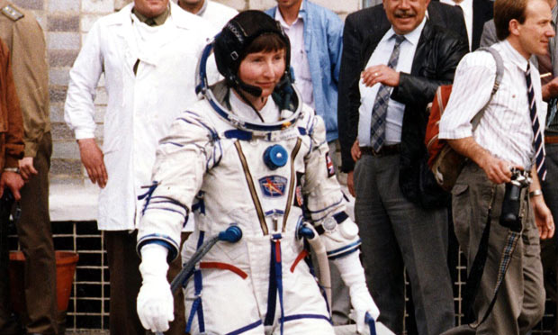 british astronaut lost in space -#main