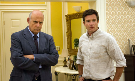 Arrested Development … Jeffrey Tambor and Jason Bateman the new season.