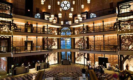 Liberty Hotel Boston Ma Restaurants