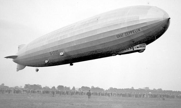Zeppelin Fotos
