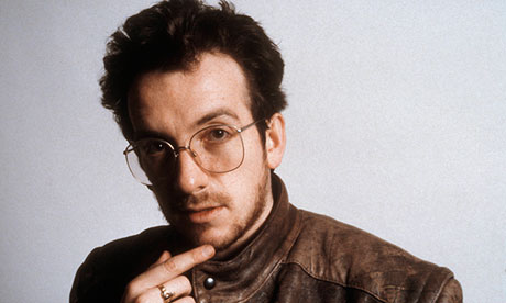 Elvis Costello in 1983