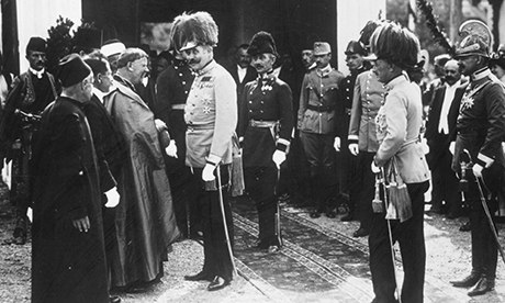 Rooted In Eastern Europe June 28 1914 The Archduke Is