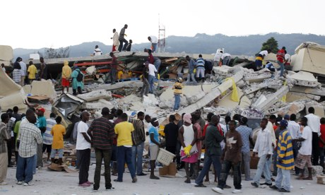 Cities: Port-au-Prince 4, search 2010