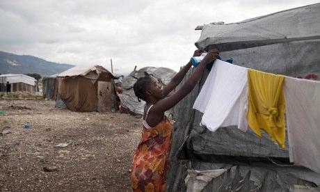 Cities: Port-au-Prince 5, tent 2013